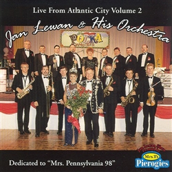 Live From Atlantic City Volume 2 - Jan Lewan And His Orchestra