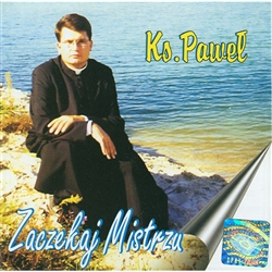 Another one of Poland's popular singing priests, Fr Pawel.