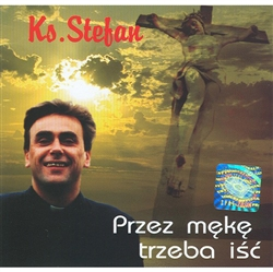 Fr Stefan Ceberek is very popular Polish priest who plays guitar and sings religious music.