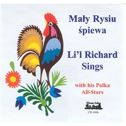 Maly Rysiu Spiewa - Li'l Richard Sings With His Polka All-Stars