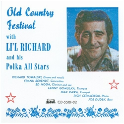 Old Country Festival With Li'l Richard and His All-Stars