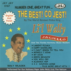 The Best Co Jest by Li'l Wally & The Florida Harmony Music Masters