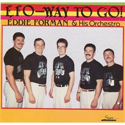 EFO - Way To Go! By Eddie Forman & His Orchestra