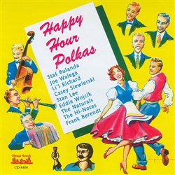 A nice selection of 14 Polkas by a variety of famous musicians.