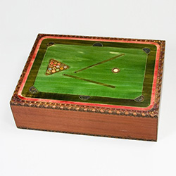 Pool Table Box