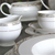 Porcelana Slaska - Silesian Porcelain Ltd was founded in 1925 and is located in Katowice, Poland.  They produce high quality porcelain dinnerware that is both elegant and classic.  You will be proud to decorate your table with this superb 68 piece collect