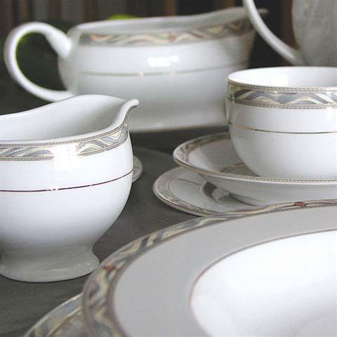 Alternative Views & Polish Art Center - Lorelei - Polish Porcelain Dinner And Coffee ...