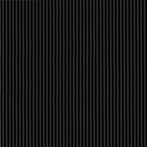 Polish Art Center Polish Scrapbook Paper Black Tuxedo Stripe