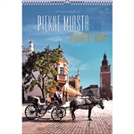 Beautiful Towns - Piekne Miasta 2008 Calendar