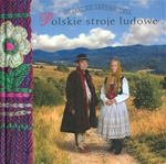This book is a detailed examination of 23 folk costumes from Southern Poland and the third in a series dedicated to the preservation of Polish customs, crafts and history. The book is highly detailed with color photos and drawings of all of the costume el