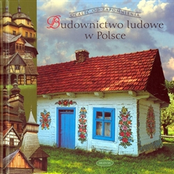 This is a highly detailed description of wooden buildings in various regions throughout Poland from the 19th century, many of which still exist today.  The books begins with and examination construction techniques and architectural designs