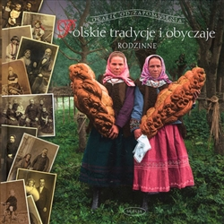 From cradle to grave this highly illustrated work details the history of Polish family traditions and customs.  Polish language edition only.