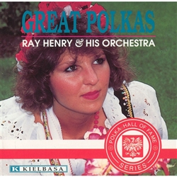 Great Polkas - Ray Henry and his Orchestra