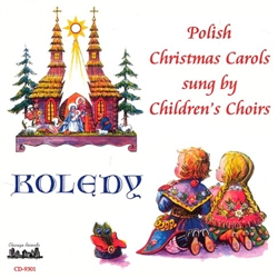 Polish Christmas Carols Sung By Children's Choirs - Koledy