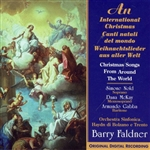An International Christmas by Barry Faldner