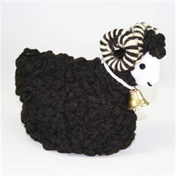 Polish Woolen Ram - Black - Extra Small
