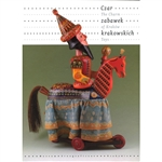 Exceptional documentation of the early hand-carved and hand-made wooden toys from the royal capital city of Krakow.  Over one hundred examples of toys from late 19th century to the year 1939, showing the marvels solds at Krakow fairs.