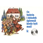 A collection of 62 Polish children's songs with words and notes, colorful art illustration and a CD with all the songs sung to piano accompaniment by a small choral group.  These traditional songs have been part of Polish history, some over 200 years old.