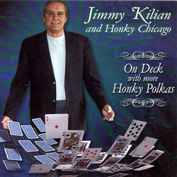 On Deck With More Honky Polkas - Jimmy Kilian and Honky Chicago