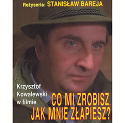 A portrayal of nonsense in Poland during the 1970s, Co Mi Zrobisz Jak Mnie Zlapiesz (Catch me if you Can) presents a director of a failing company learning the news that he had impregnated a girl in Paris during his business trip....