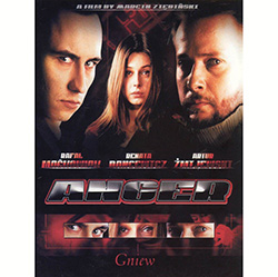 DVD: Anger - Gniew; Pawel and Magda escape to a secluded old house where Pawel once spent his summers. What they don't realize is that Pawel's younger brother Piotr has run away from juvenile hall and is hiding at the house.