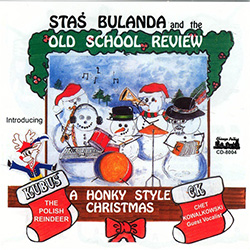 This CD features Paul Dudasik on the piano, Steve Forniak on the sax, Stas Bulanda on the concertina, Bennie Gorak on drums and Marty Drazek on the turmpet.