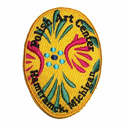 Polish Art Center Girl Scout Patch