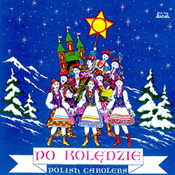 Not all Polish Christmas Carols are sung in Church to the accompaniment of organ music.  For many, many years it was a custom in Poland to go about carol-singing from house to house.  This custom is still pacticed in Polish villages today.