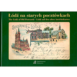 This is a book of about 100 old postcards of Lodz printed before 1918. The postcards came from the collection of Jerzy Rosiak. It was created in the recent years and was the ambition of the collector to find the oldest - and most expensive