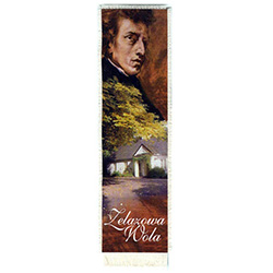 Bookmark - Chopin's House - Zelazowa Wola