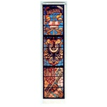 Bookmark - Bookmark - St. Mary's Church in Krakow - Kosciol Mariacki - Panel #2