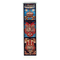 Bookmark - Bookmark - St. Mary's Church in Krakow - Kosciol Mariacki - Panel #3
