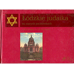 This is a book of about 85 old postcards of Lodz which attempts to recall the places which are no longer existing and also the function of the currently anonymous existing buildings, which lost their history.  The Jewish community was, as the city of Lodz
