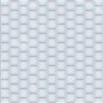 Polish Scrapbook Paper -Christmas Snowflake (Blue and Red) - Single Paper