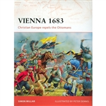 Vienna 1683 - Christian Europe repels the Ottomans.  Accounts of history's greatest conflicts, detailing the command strategies, tactics and battle experiences of the opposing forces thoughout the crucial stages of each campaign