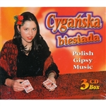 Cyganska Biesiada - Polish Gypsy Music 3 CD Set