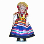Lublin Girl Doll - Porcelain