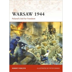 Poland had apparently lain dormant under the Nazi heel for nearly five years, suffering the waves of genocidal round-ups, organized looting and the brutal suppression of its culture. The Poles, however, had in fact formed an underground army, the Armia Kr