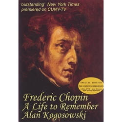 DVD: Frederic Chopin: A Life to Remember