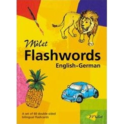 Introducing MILET FLASHWORDS – bilingual flashcards that make language learning and practice fun. Featuring words and illustrations from the popular Milet Picture Dictionary and Milet Mini Picture Dictionary series.  Milet Flashwords is a set of 60 biling