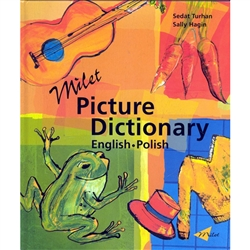 Milet Picture Dictionary  English-Polish