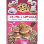 Delightful book containing 14 different recipes for Polish paczki's and 22 for pastries.  Metric measurements and in Polish language only.