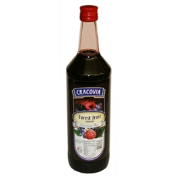 Polish fruit syrups are traditionally use for making flavored vodkas.  Perfect for desserts too.  Try it on your pancakes instead of maple syrup.  Lovely over ice cream and cake.  Try a shot of syrup in a glass of carbonated mineral water for a refreshing