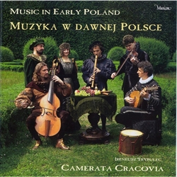 The early music ensemble Camerata Cracovia was founded in 1985 by the Cracovian lutenist, Ireniusz Trybulec.  The Ensemble performs Renaissance and Early Baroque music using historical instruments.