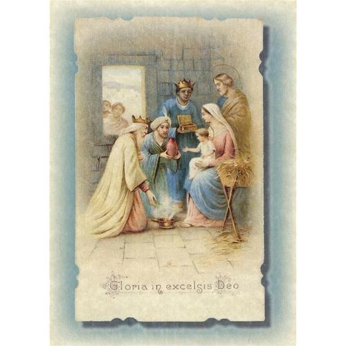 Polish art center christmas greeting card with three kings and alternative views m4hsunfo