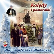 Warsaw's best known street band lead by Stasiek Wielanek sing traditional Polish carols and pastorals in their unique style.