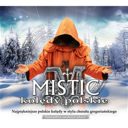 The most beautiful Polish carols sung in the style of Gregorian Chant by this very special Polish band.  Mistic is a little-known Polish rock group founded in 1999 by the Cugowski brothers, Piotr and Wojciech. Their Koledy album has been described as as b