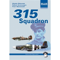 History of the most succesfull Polish Fighter Squadron in RAF. Polish pilots flown Huricanes, Spitfires nad Mustangs. It contains: * Superb colour illustrations of camouflage and markings, rare b+w archive photographs.