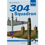 304 Squadron - History of the successful Polish Coastal Command Squadron in RAF. Polish pilots flown Battles, Welligtons and Warwicks. It contains: * Superb colour illustrations of camouflage and markings, rare b+w and colour archive photographs.