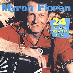 Myron Floren - 24 Polka's Greatest Hits
